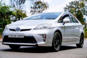 Toyota Prius Kenya