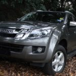 2013 Isuzu D-Max Review Review