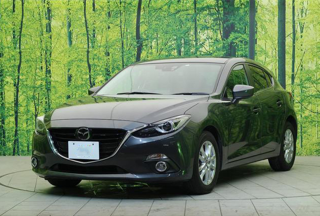 Mazda Axela Price