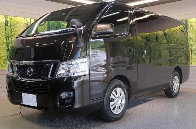 Nissan Caravan NV350 in Kenya