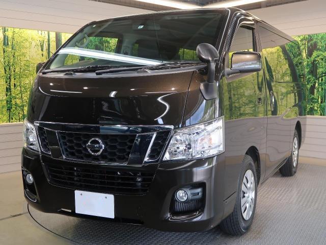 Nissan NV350 Caravan in Kenya