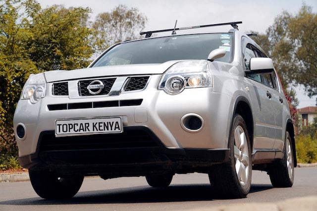 Nissan X-Trail in Kenya
