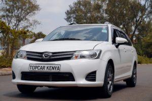 Toyota Fielder Kenya