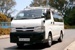 Toyota Hiace Kenya