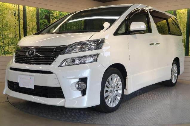 Toyota Vellfire Price