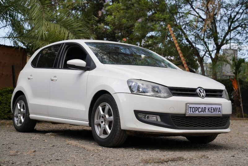 2013 VW Polo Kenya