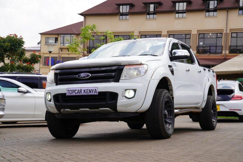 2014 Ford Ranger T6 Kenya