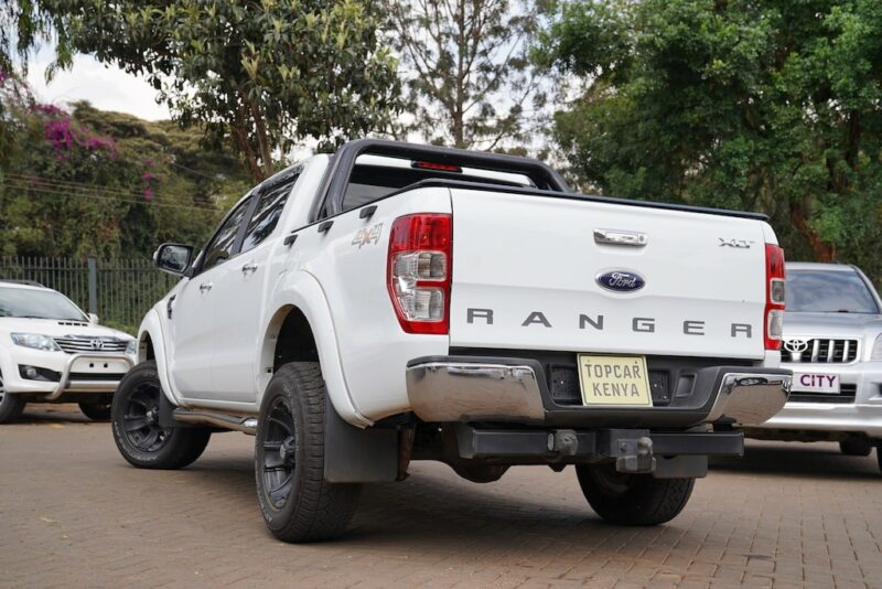 Ford Ranger T6 double cab