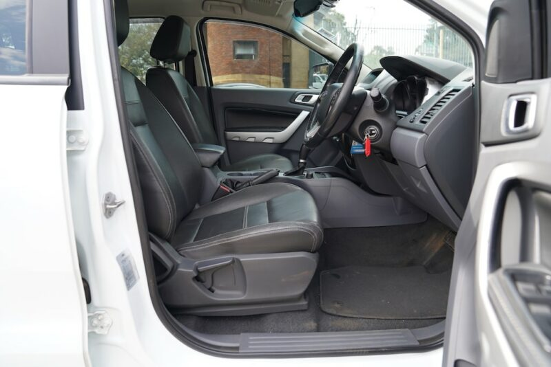 2014 Ford Ranger T6 First Row