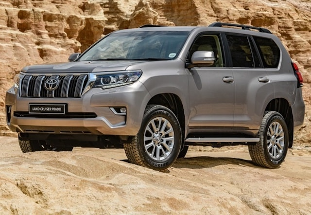 Toyota Prado Price in Kenya