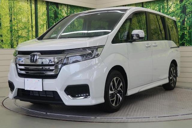 Honda Stepwagon in Kenya