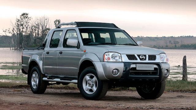 Nissan Hardbody NP300 Kenya