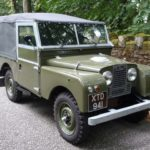 History of Cars: The Land Rover Series 1