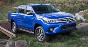 Toyota Hilux Price in Kenya