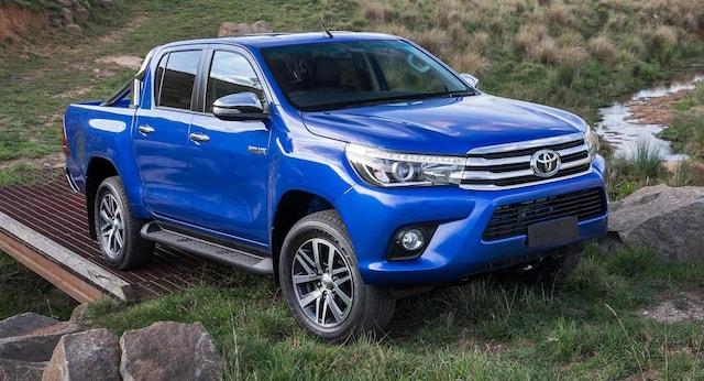 Toyota Hilux Kenya