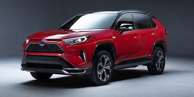 2020 Toyota Rav 4 Kenya
