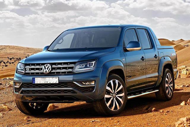 VW Amarok Kenya