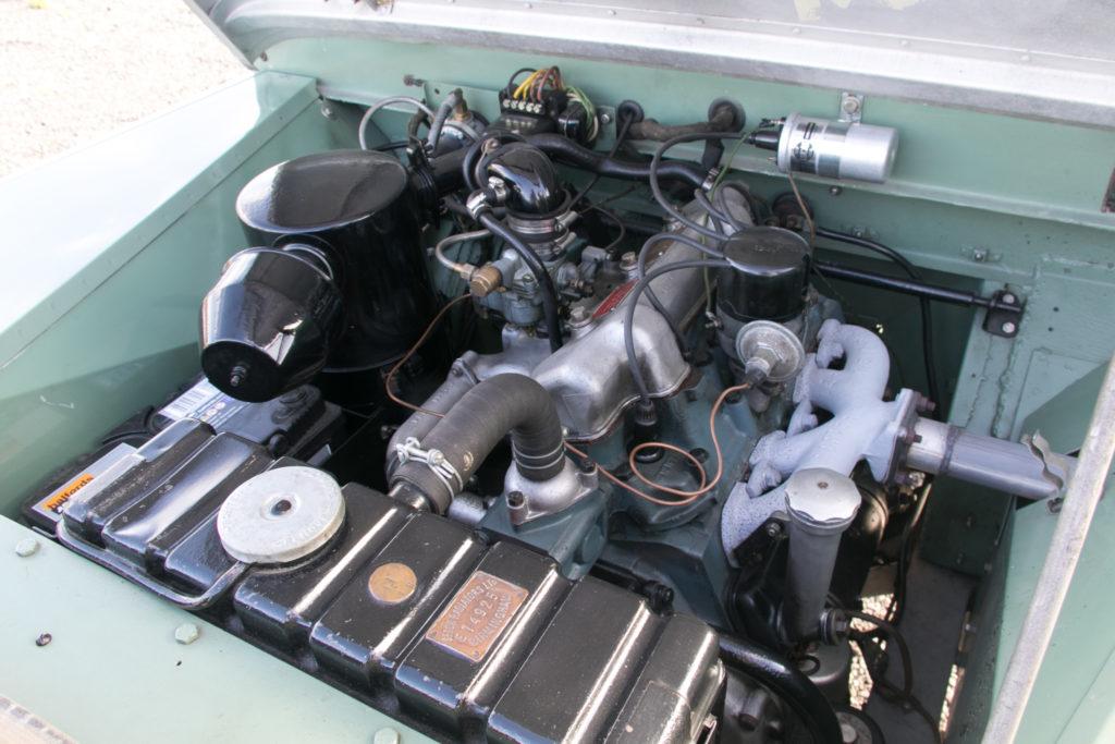 Land Rover series1 engine