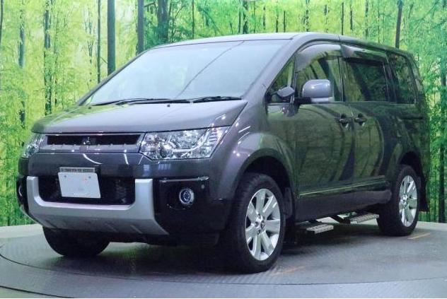 Mitsubishi Delica D5 Kenya