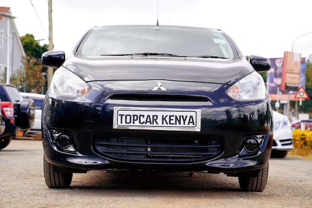 Mitsubishi Mirage for sale in Kenya