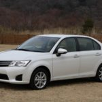 2013 Toyota Axio Review