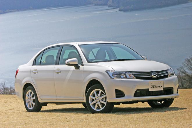 Toyota Axio Price