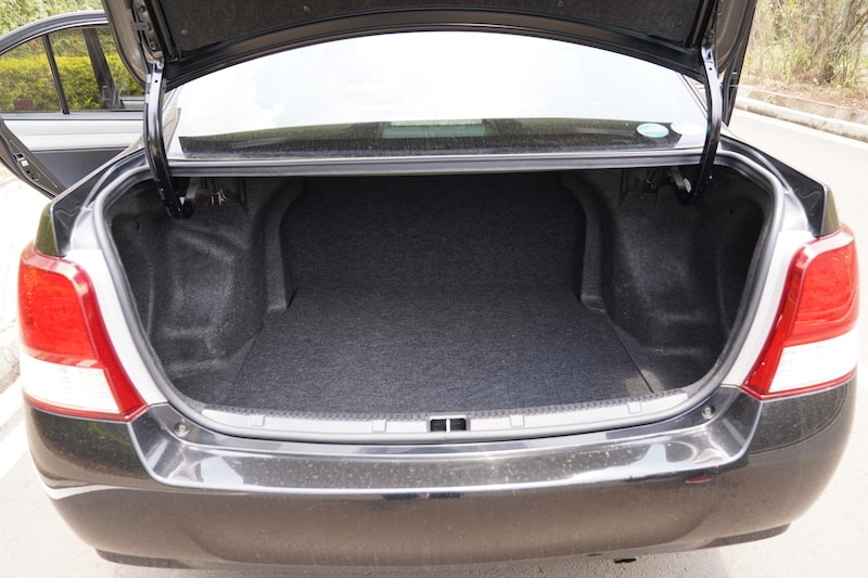 2013 Toyota Axio Boot
