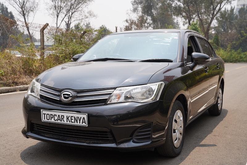 2013 Toyota Axio in Nairobi