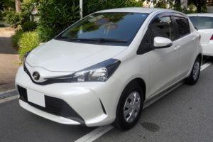 Toyota Vitz Kenya