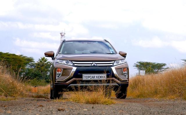 2018 Mitsubishi Eclipse Cross Kenya
