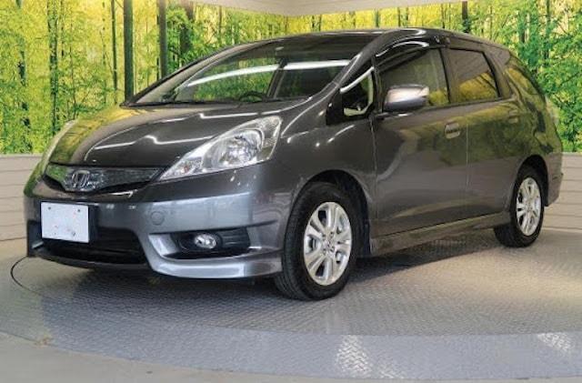 Honda Fit Shutlle in Kenya