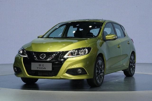 Nissan Tiida Kenya