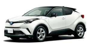 Toyota CHR Import from Japan