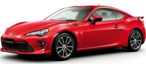 Toyota 86 Price