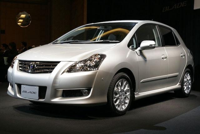 Toyota Blade Price