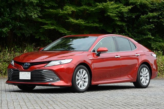 Toyota Camry Price