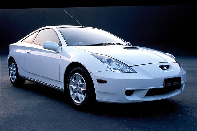 Toyota Celica Price