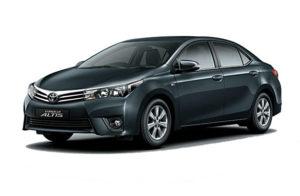 Toyota Corolla Price