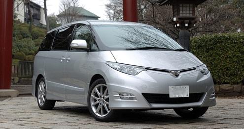Toyota Estima Price