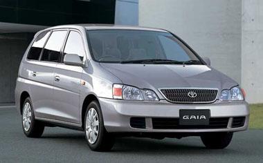 Toyota Gaia Price