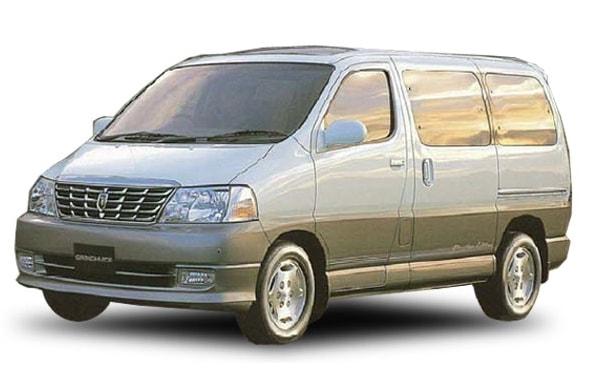 Toyota Grand Hiace Price