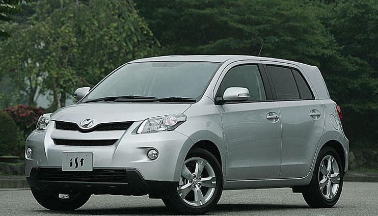 Toyota IST Price