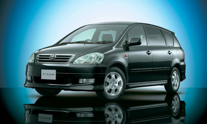 Toyota Ipsum Price