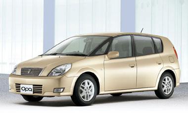 Toyota Opa Price