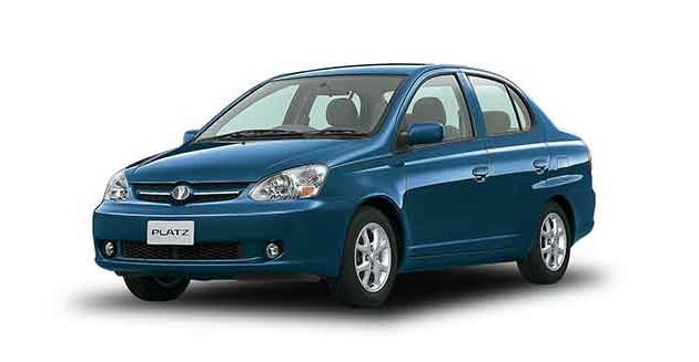 Toyota Platz Price