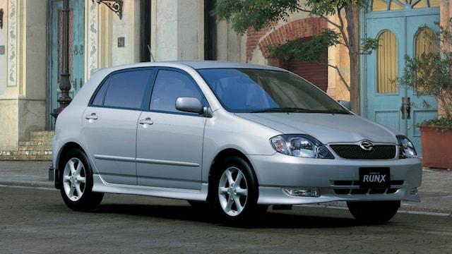 Toyota Run-X Price
