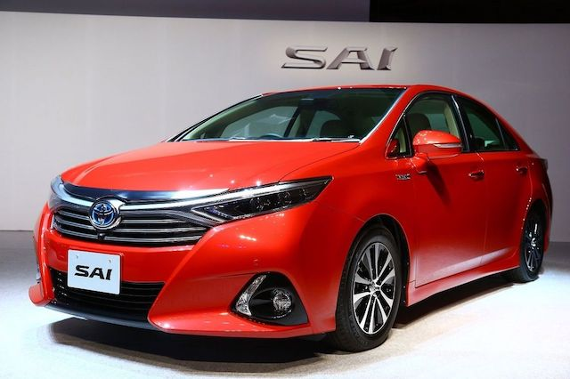 Toyota SAI Price