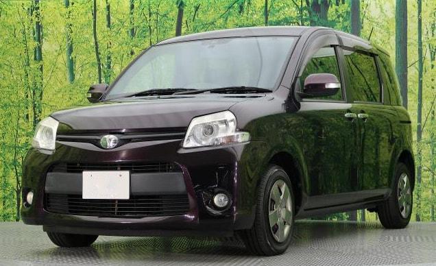 Toyota Sienta Price
