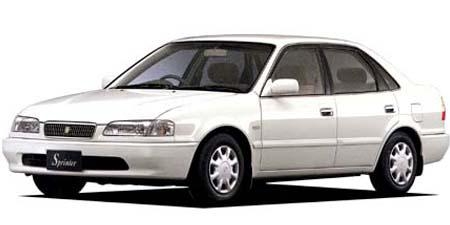 Toyota Sprinter Price