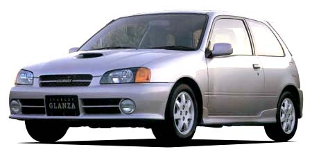 Toyota Starlet Kenya